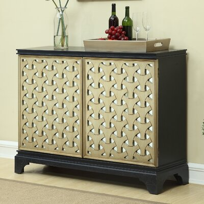 Bernabe 2 Door Bar Cabinet