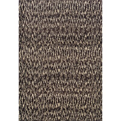 Feltner Ivory/Gray Area Rug Rug Size: Rectangle 4 x 59