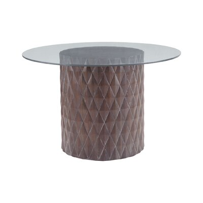 Faunce Coffee Table with Lift Top Size: 30 H x 60 W x 60 D