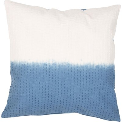 Reimers Pillow in Dark Blue Size: 20 x 20