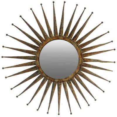Wall Mirror Size: 46 H x 46 W x 2 D
