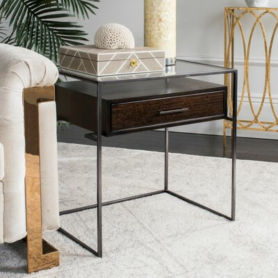 Benda 1 Drawer Nightstand