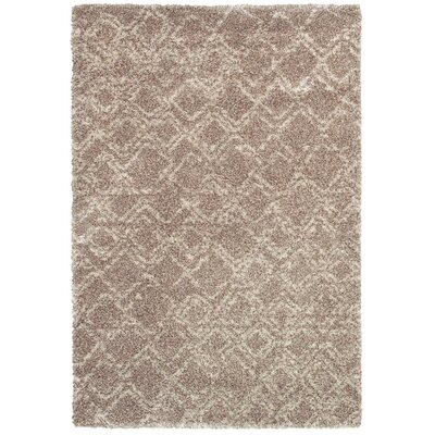 Arona Camel Area Rug Rug Size: Rectangle 92 x 129