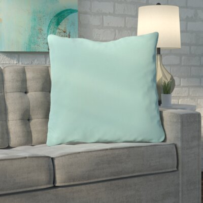 Merauke Throw Pillow Color: Ocean