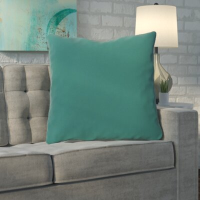 Merauke Throw Pillow Color: Tinsel
