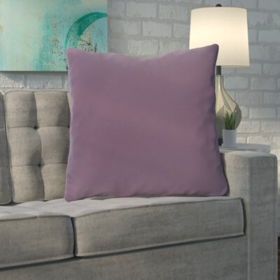 Merauke Throw Pillow Color: Purple