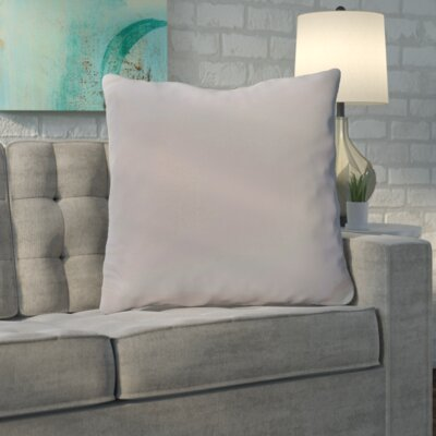 Merauke Throw Pillow Color: Blue