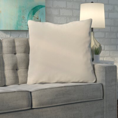 Merauke Throw Pillow Color: Oatmeal