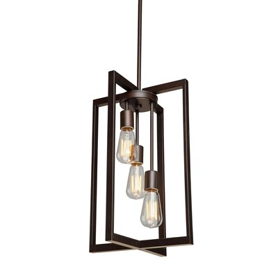 Clingman 3-Light Mini Pendant
