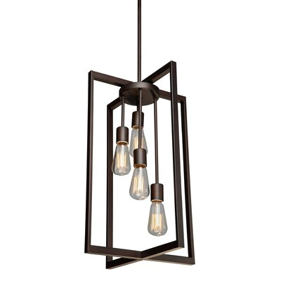 Clingman 4-Light Mini Pendant