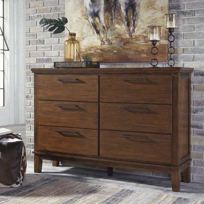 Hylan 6 Drawer Dresser
