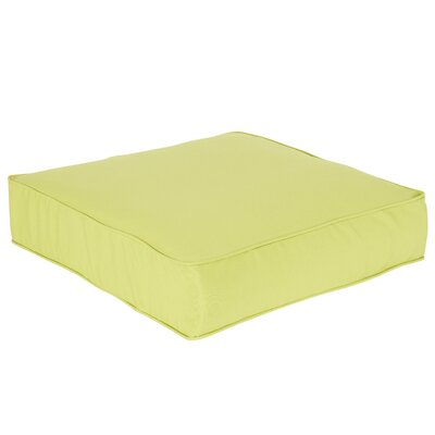 Kaplan Stemmons Pear Green Outdoor Cushion