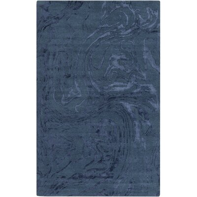 Kymani Cobalt/Teal Area Rug Rug Size: Rectangle 8 x 11