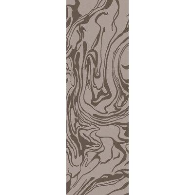Brayden Studio Kymani Hand-Tufted Gray Area Rug