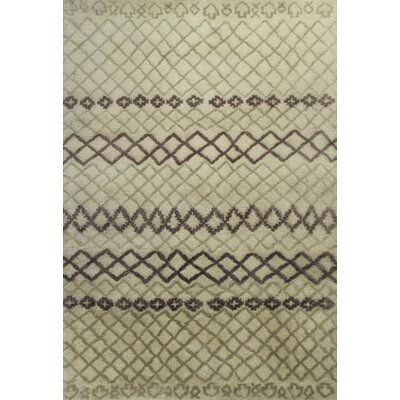 Haupt Horizons Tan Area Rug Rug Size: 33 x 53
