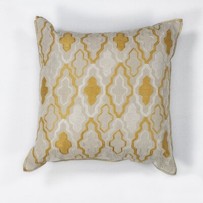 Hawes Cotton Throw Pillow