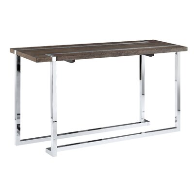 Hiett Rectangle Console Table