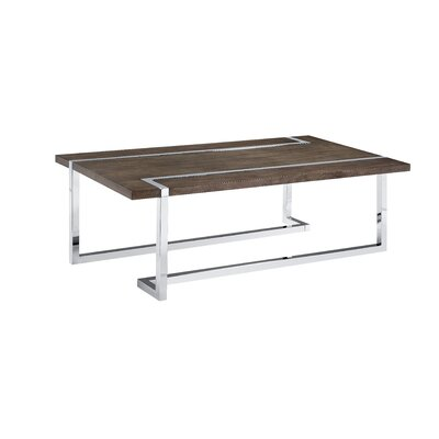 Aubuchon Rectangle Coffee Table