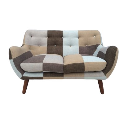 Hills Patchwork Loveseat
