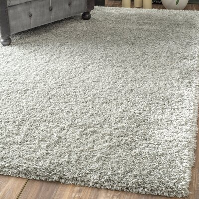 Lippert Gray Area Rug Rug Size: Rectangle 710 x 10