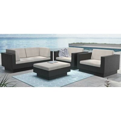Chretien Deep Seating Group with Cushions