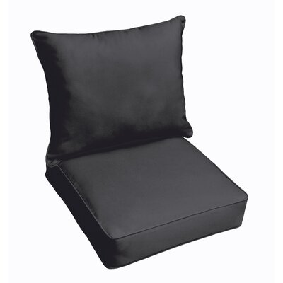 Pellot Corded Indoor/ Outdoor Dining Chair Cushion Set