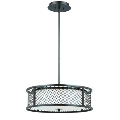 Penwell 4-Light Drum Pendant