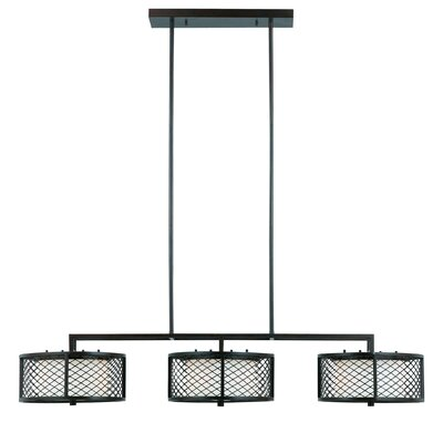 Penwell 6-Light Kitchen Island Pendant