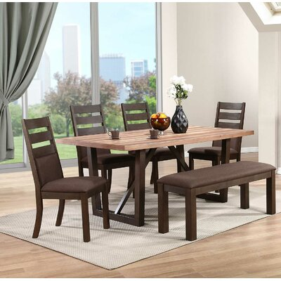 Pereyra 6 Piece Dining Set