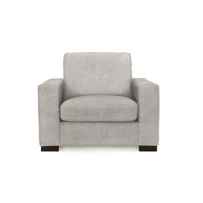 Belton Armchair Upholstery: Light Grey