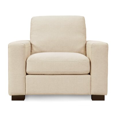 Perino Armchair Color: Oatmeal Linen