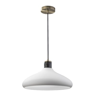 Prall 1-Light Mini Pendant