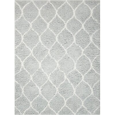 North Moore Hand-Tufted Mint Area Rug Rug Size: 76 x 96