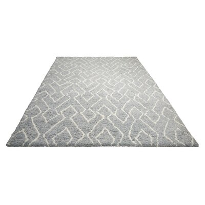 North Moore Hand-Tufted Area Rug Rug Size: Rectangle 5 x 7