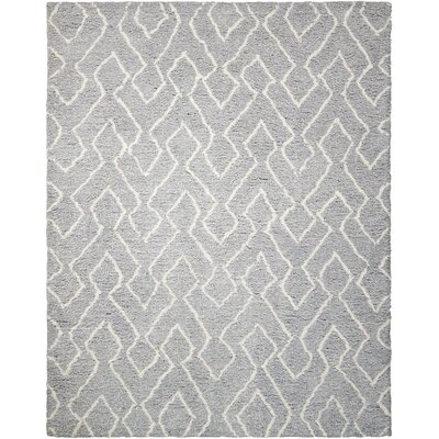 North Moore Hand-Tufted Area Rug Rug Size: 76 x 96