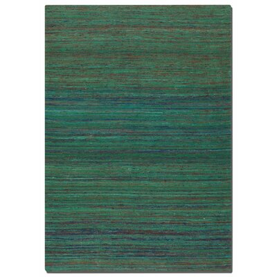 Presswood Green Area Rug Rug Size: 5 x 8