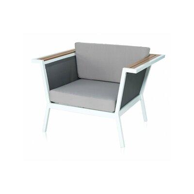 Brayden Studio Preusser Armchair with Cushion