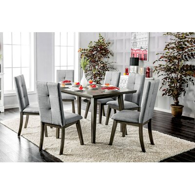 Pelkey 7 Piece Dining Set
