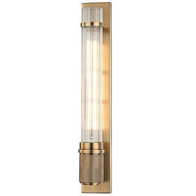 Brayden Studio Pridemore 1-Light LED Flush Mount