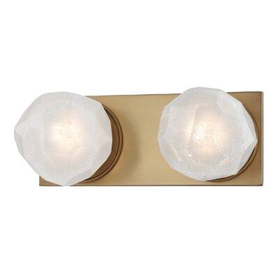 Brayden Studio Prickett 2-Light LED Vanity Light