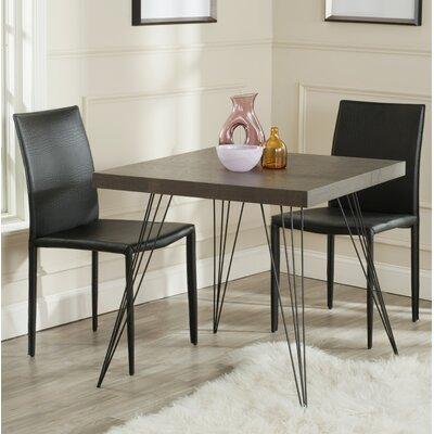 Motta Accent Table Top Color: Dark Brown