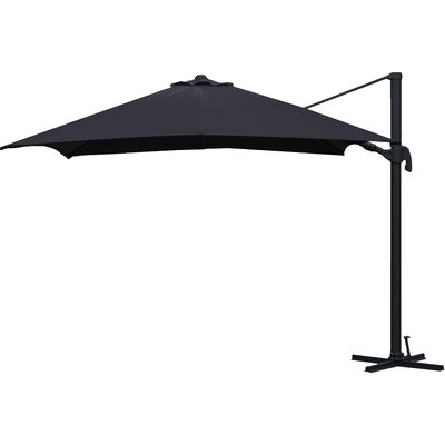 Grote Liberty Aluminum Square Cantilever Umbrella 129 Product Pic