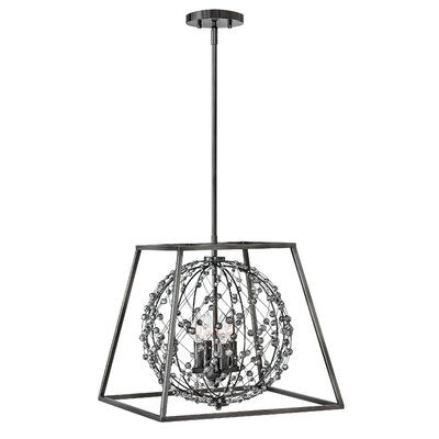 Prosperie 4-Light Foyer Pendant