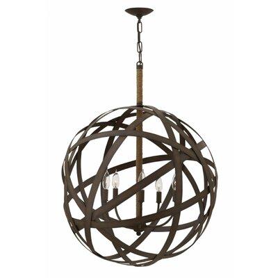 Proto 5-Light Globe Pendant