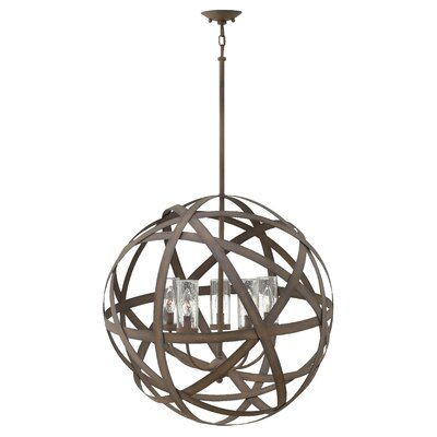 Proto 5-Light Candle-Style Chandelier