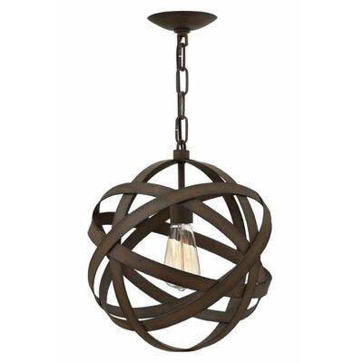 Proto 1-Light Globe Pendant