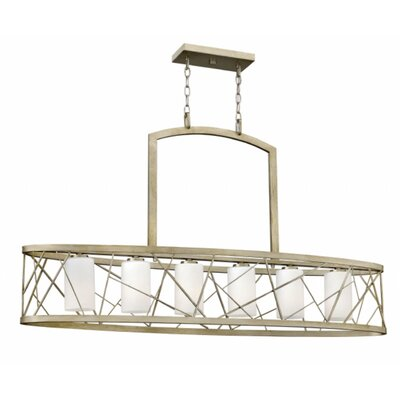 Rehberg 6-Light Kitchen Island Pendant