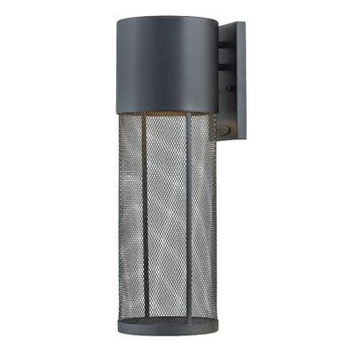 Brayden Studio Proulx 1-Light Outdoor Sconce