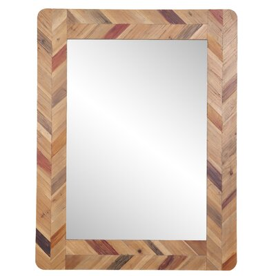 Pine Wall Mirror