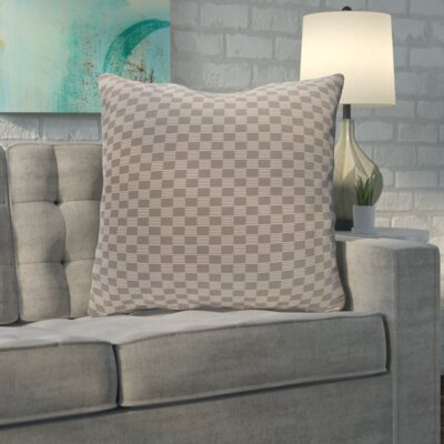 Mercier Euro Pillow Color: Classic/Gray